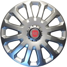 15 Inch Team 4 Wheel Cover Set for Fiat Fiorino