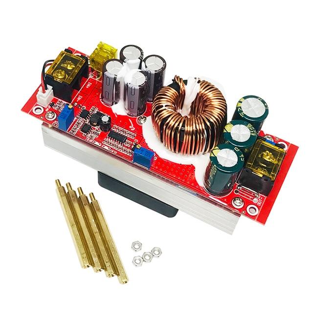 DC-DC boost module constant voltage constant current boost power module 1500W30A high power 12V24V48V to 48V60V72V