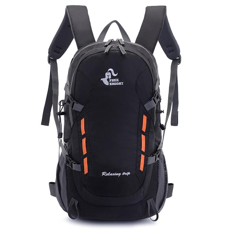 40L Backpack With Outlet Outdoor Camping Hiking Trekking Rucksack Waterproof Sports Bag Backpacks Bag Climbing Travel Rucksack|Climbing Bags| - AliExpress