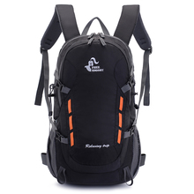 40L Backpack With Outlet Outdoor Camping Hiking Trekking Rucksack Waterproof Sports Bag Backpacks Bag Climbing Travel Rucksack