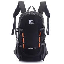 40L 배낭 아울렛 야외 캠핑 하이킹 트레킹 배낭 방수 스포츠 가방 배낭 가방 등산 여행 배낭