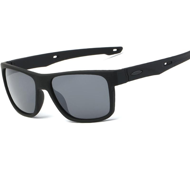 Купить солнцезащитные очки в квадратной оправе uv400 для мужчин классические