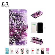 CHNCASE Sun Flower Magnetic Leather Flip Phone Case For iPhone X XSMAX XR 5 5s SE 6 6s 7 8 Plus 11 Pro Wallet Cover Cases