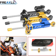 For Yamaha FZ8 FZ 8 2011 2012 2013 2014 2015 Motorcycle Accessories Damper Stabilizer Damper Steering Reversed Safety Control for yamaha fz8 fz 8 2011 2012 2013 2014 2015 2016 motorcycle accessories folding extendable brake clutch levers logo fz8