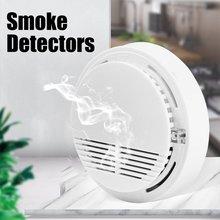 Acj168 + независимый + дым + сигнализация + дым + сигнализация + независимый + дым + детектор + беспроводной + дом + огонь + звук + и + свет + датчик + датчик