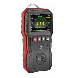WT8806 Monitor tlenku węgla 0-1000mol kolorowy ekran wyświetlacz związek miernik gazu  możesz o nich nadmienić CO tester szczelności zapis danych LED Alarm