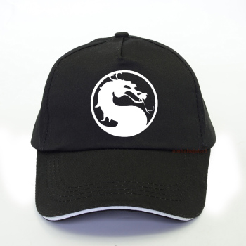 New Fashion Men Women Mortal Kombat Printed Baseball Cap 2020 Summer Cotton Casual mortal kombat men snapback hat