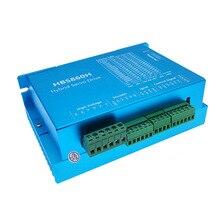 HBS860H HBS86H kapalı döngü servo motor sürücü hibrid step servo sürücü ile RS232 port