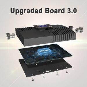 Image 4 - GOBOOST GSM 중계기 2G 3G 4G 셀룰러 신호 증폭기 4G 셀룰러 증폭기 GSM 900 1800 2100 모바일 신호 부스터 중계기