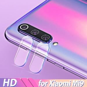 Image 1 - Gehärtetem Glas Für Xiao mi mi 9 Pro SE 5G 9pro Kamera Objektiv Schutz Film Für Xiao mi mi 9 SE Pro Lite Hinten Kamera Glas Protector