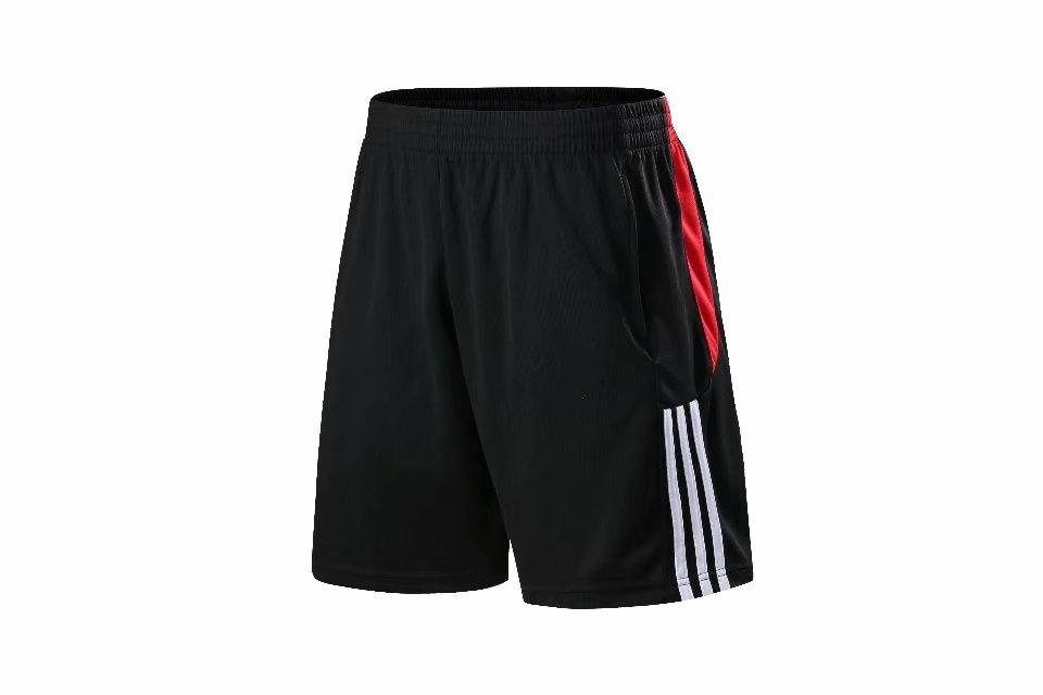 2020 Men Women Professional Soccer Shorts Breathable Tennis Running Shorts Outdoor Sports Fitness Football Shorts Pocket