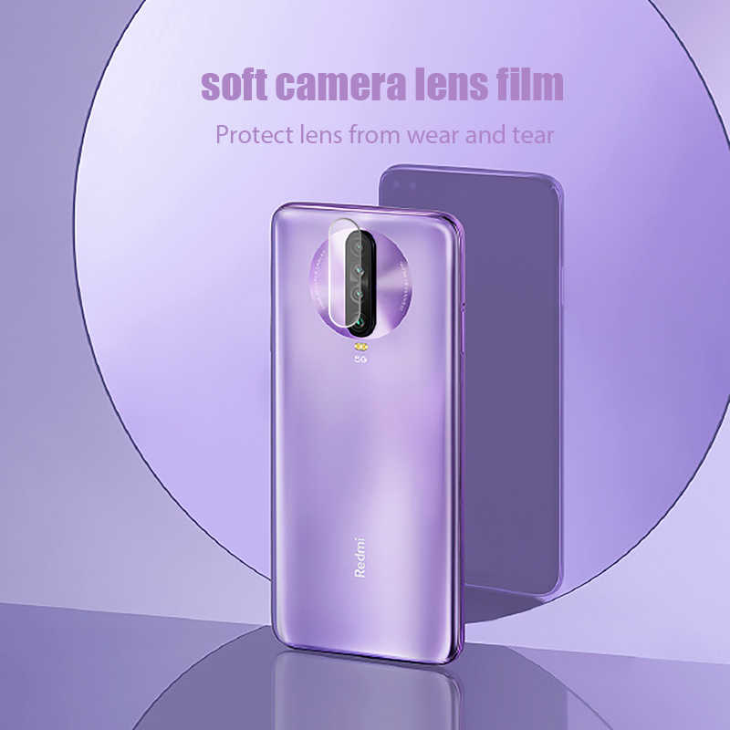 2 في 1 زجاج واقي ل Redmi نوت 9 برو ماكس 9s 5a رئيس كاميرا خلفية حامي عدسة ل Redmi K20 برو K30 برو K30i 5 جرام الزجاج