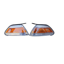 Turning Light Signal Corner light For Mark GX100 JZX100 1996 1997 1998 1999 2000 Crystsal Lens total 4 pcs