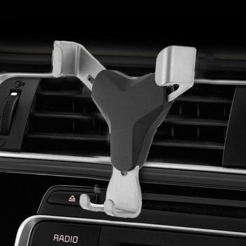 Universal Gravity Air Vent Mount GPS Stand Car Phone Holder Bracket Supplies image