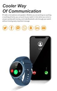 Image 3 - Hopofit R7 חכם שעון נשים עמיד למים כושר 2021 Bluetooth שיחת גברים Smartwatch שעון Mi Xiaomi אנדרואיד Huawei