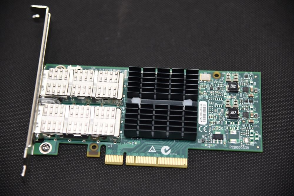HP Mellanox MCX354A-QCBT 544QSFP 656089-001 661685-001 649281-B21 FDR/EN 10/40GB ConnectX-3 VPI FDR IB