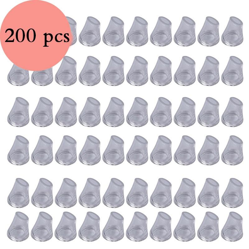 LAMJAD 50/200pcs/ lot Digital Breath Alcohol Tester Breathalyzer Mouthpieces Blowing Nozzle for 68S alcohol detector