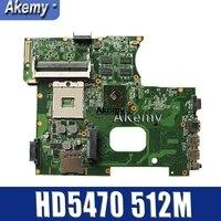 Amazoon K42JR Laptop motherboard DDR3 Für ASUS k42j K42JZ K42JB K42JY X42J Laptop Mainboa 100% test intakt REV: 4 0 HD5470 512M-in Motherboards aus Computer und Büro bei