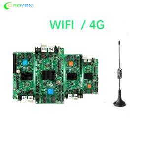 Image 3 - HD C35C kontroler asynchroniczny USB + Ethernet pełne kolorowe wideo karta kontrolna ekranu LED 10xhub75e port hd c35c