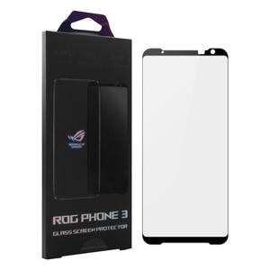 Image 5 - Original ฟิล์มกระจกนิรภัย ASUS Rog โทรศัพท์3โทรศัพท์มือถือหน้าจอป้องกันฟิล์ม