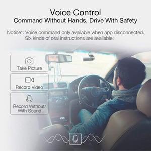 Image 3 - 70mai Dash Cam 1S Wifi Car DVR Camera Full HD 1080P Night Vision APP English Voice Control 70mai 1S Car Camera Recorder G sensor