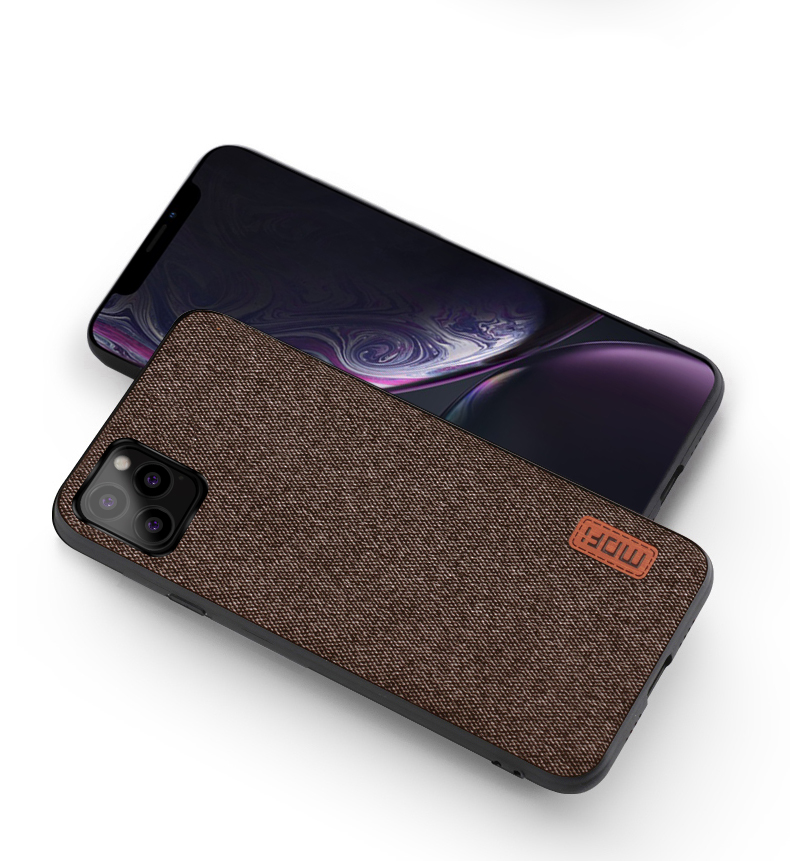 MOFi Fabric Case for iPhone 11/11 Pro/11 Pro Max 52
