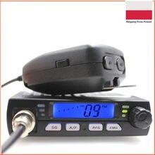 Rádio móvel dos cidadãos CM-40M AR-925 cb 25.615-30.105mhz am/fm 13.2v 8 estações de rádio amador tela lcd relógios