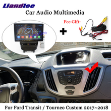 Car Android Multimedia Player For Ford Transit Tourneo Custo