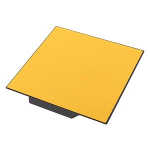 Image 3 - CREALITY 3D Flexible Magnetic Build Surface Plate Pads Ender 3/Ender 3 Pro/Ender 5/CR 10S Heated Bed parts for MK2 MK3 Hot bed