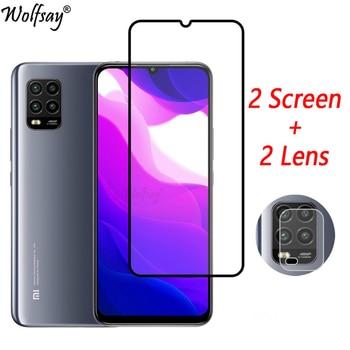 Cubierta+completa+de+vidrio+templado+para+Xiaomi+Mi+10+Lite+Protector+de+pantalla+Xiaomi+Mi+10+9+Lite+cristal+de+la+c%C3%A1mara+para+Xiaomi+Mi+10+Lite+5G+vidrio