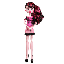 Original Brand High-School 30CM Doll Fashion 1/6 Movable Joints Blood Girl Toys For Children Dolls For Girls Collection