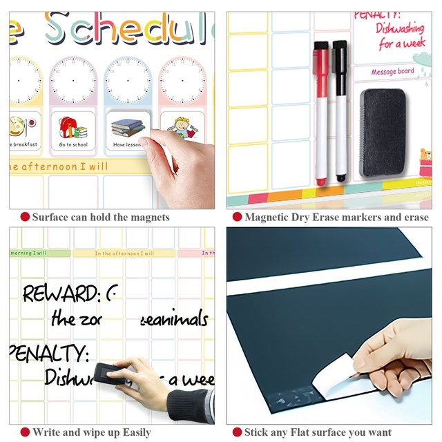 Magnetic Daily Planner 4
