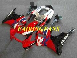Motorcycle Fairing kit for HONDA CBR900RR 893 96 97 CBR 900 RR CBR 900RR CBR900 1996 1997 ABS Red Fairings bodywork+gifts HN03