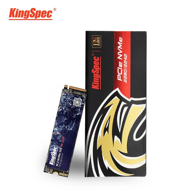 Hot KingSpec M.2 NVME ssd M2 1TB PCIe NVME SSD 128GB 512GB 256gb 2TB Solid State Drive 2280 Internal Hard Disk hdd for Desktop 1