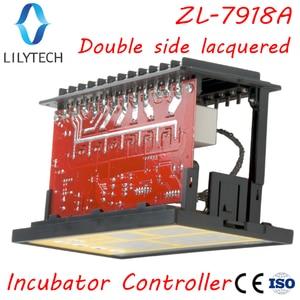 Image 4 - Xm 18, ZL 7918A, controlador da incubadora de ovos, controlador automático da umidade da temperatura multifuncional, 100 240vac, ce, iso, lilytech, xm 18