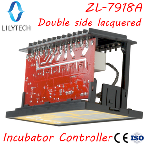 Image 4 - xm 18, ZL 7918A, Egg Incubator Controller, Multifunction Automatic Temperature Humidity Control,100 240Vac,CE,ISO,Lilytech,xm 18