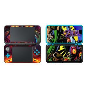 Image 5 - The Legend of Zelda Decal Skin Sticker Cover for New 2DS LL XL Skin Sticker for Nintendo 2DSLL Vinyl Skin Sticker Protector
