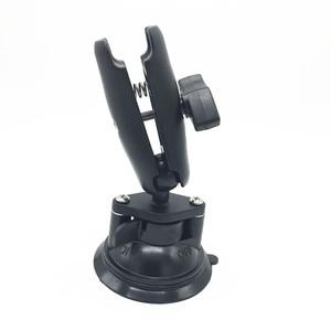 Image 3 - Auto Fenster Twist Lock Saugnapf Halterung + Ball Kopf Buchse Arm + Universal X Grip Handy Halter für smartphone
