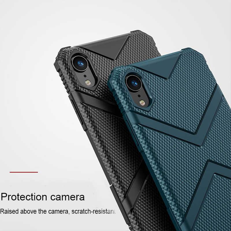 Чехол для iPhone X XR XS MAX Military Diamond Shield чехол для iPhone 6 6s 7 8, роскошный чехол из ТПУ для iPhone 6 7 8 Plus