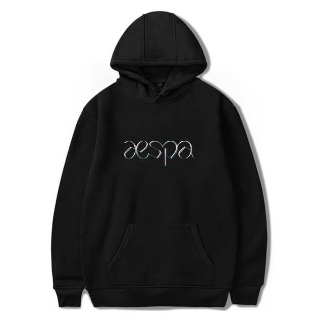 AESPA THEMED HOODIE (12 VARIAN)