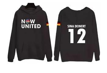 2020 Now United Hoodie Sweatshirts Men Women Germany Sina Deinert 12 Pullover Unisex Harajuku Tracksui