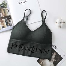 Camisole Push Up Tank Tops Girls Backless Body Slim Fashion Tank Top for Women Underwear Female Bralette Sexy Crop tops