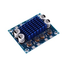 DC8-26V 30W x 2 XH-A232 Class D Digital o Power Amplifier Board Mp3 Amplifier Board 12V24V Sound Reinforcement Board(China)