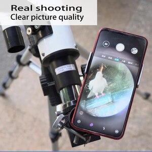 Image 2 - SVBONY SV25 60420 monoküler astronomik teleskop + Tripod + optik bulucu kapsamı izle seyahat ay kuş çocuk geri okul
