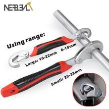 Multi-Funktion 2 stücke 9-32mm Universal Schlüssel Einstellbar Tragbare Drehmoment Ratsche Öl Grip Schraubenschlüssel Filter Spanner hand Tools Kit