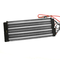 2500W ACDC 220V calentador Industrial PTC calentador de aire de cerámica elemento de calentamiento de temperatura constante 280*102mm