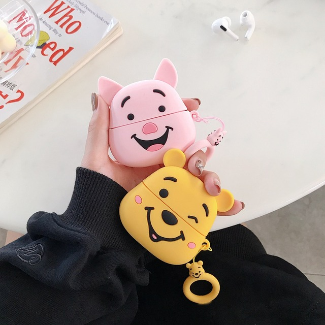 3D Cute Cartoon Cases for Airpods Pro 4