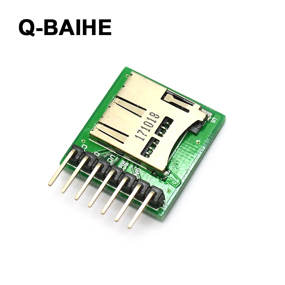 1pc New Breakout Board For MicroSD Transflash High Quality