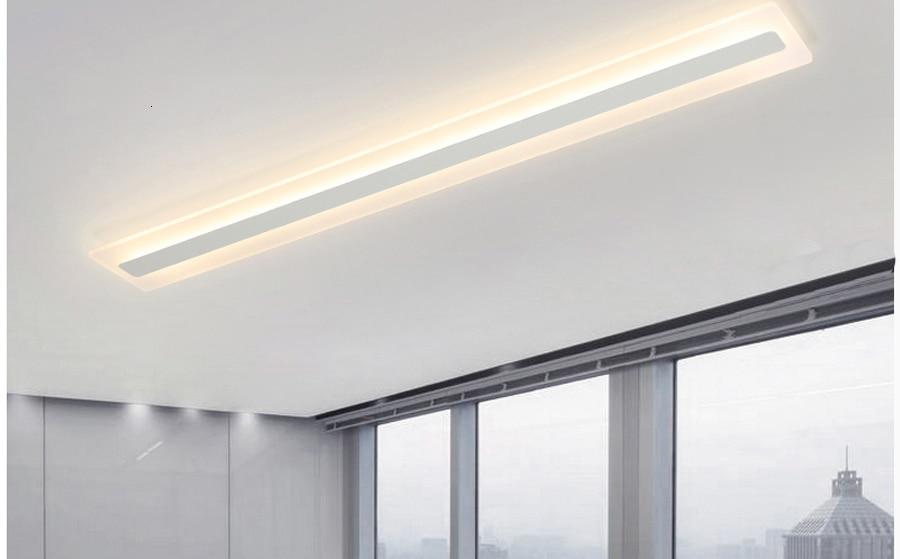 H3b45ce8d650c4121ba7dfcc6ff26c6896 Acrylic Hallway led ceiling lights for living room Plafond home Lighting ceiling lamp homhome lighting fixtures Modern balcony