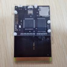 Ön satış yeni PCE Turbo GrafX 800 1 oyun kartuşu için PC motor Turbo GrafX oyun konsolu kart